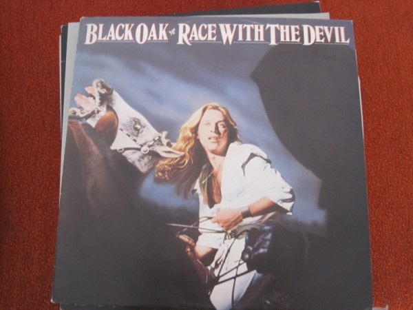 Black Oak - Race With The Devil Album