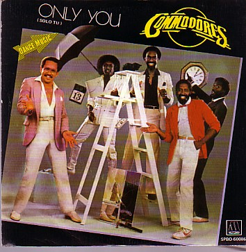 Commodores - Only You / Cebu
