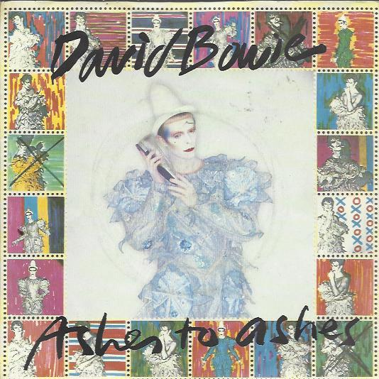 David Bowie - Ashes To Ashes / Move On