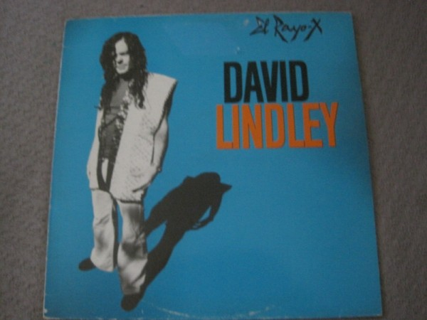 David Lindley - El Rayo-x Single