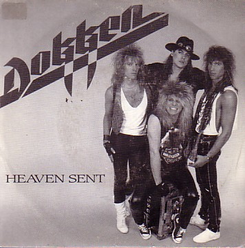 Dokken - Heaven Sent - Spanish Promo