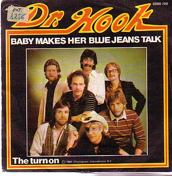Baby Makes Her Blue Jeans Talk