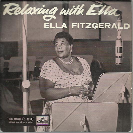 Relaxing With Ella - Ella Fitzgerald
