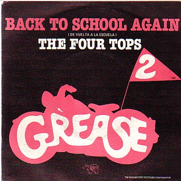 Four Tops - Back To School Again