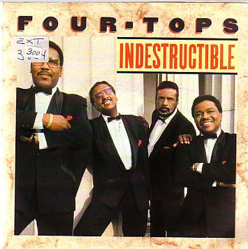 Indestructible / Are You With Me - Four Tops