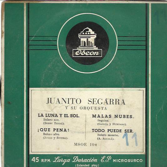 Juanito Segarra - Primita Hermana / La Camioneta