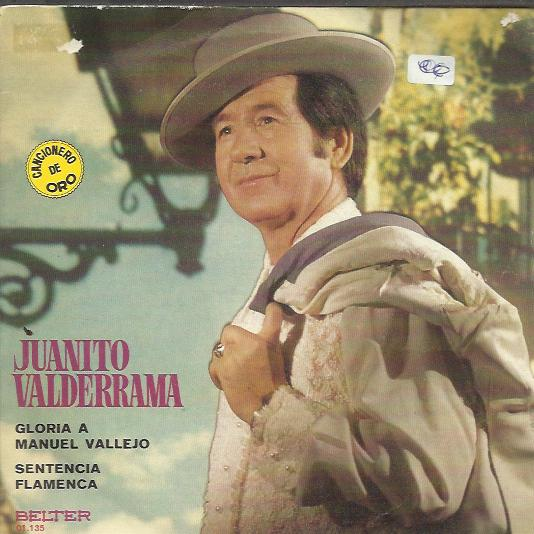 Juanito valderrama records vinyl and cds hard to find for Blanca vallejo