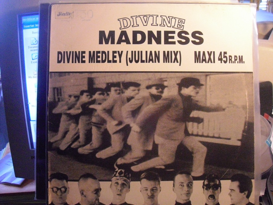 Divine Madness