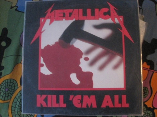Metallica - Kill 'em All Single