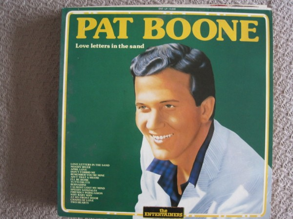 Pat boone - love letters in the sand midi