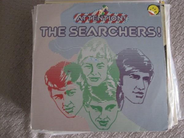 Searchers - Attention!