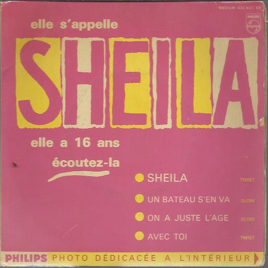 Elle S'appelle Sheila