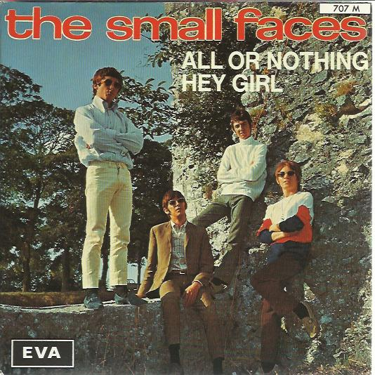 Small Faces - All Or Nothing / Hey Girl / Understanding / Almost Grown