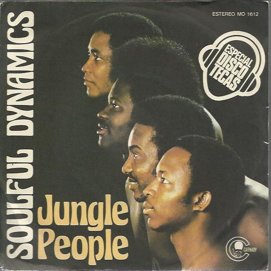 Soulful Dynamics - Jungle People / Sugar Baby
