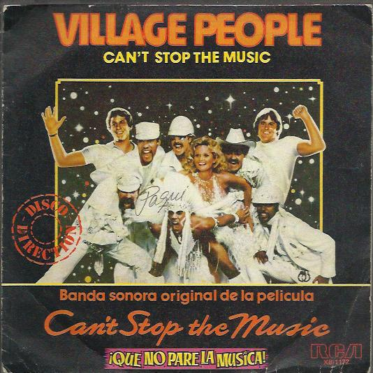 Village People Can T Stop The Music Records Vinyl And Cds