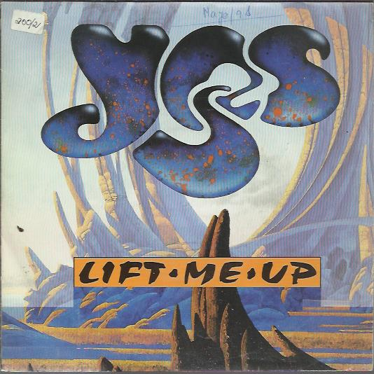 Lift Me Up / Take The Water To The Mountain - Yes